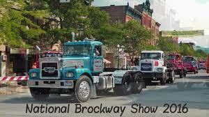 100 National Trucking DuncanPutmancom Videos 2016 Brockway Truck Show