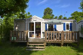 Mobile homes rentals Campsite Le Garrit Dordogne Perigord Noir