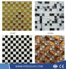 china glas stein marmor metall laterne keramische mosaik