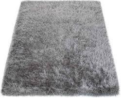 hochflor teppich 300 paco home rechteckig höhe 70 mm shaggy mit weichem glanz garn uni farben wohnzimmer kundenliebling mit 4 5
