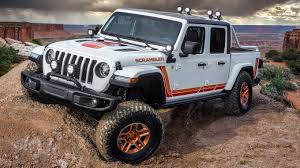 100 4 Door Jeep Truck Five Features From The Easter Safari Gladiator Concepts We Want