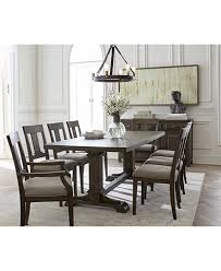 Macys Dining Room Table Pads by Briarcliff Dining Furniture Collection Created For Macy U0027s
