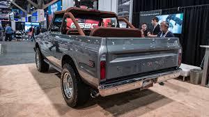 100 Blazer Truck Ring Brothers 1971 Chevy K5 Seaker SEMA 2018 Photo Gallery