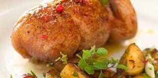 cuisiner des pommes de terre ratte caille farcie au foie gras et pommes de terre rattes facile
