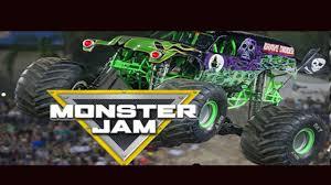 100 Monster Trucks Michigan 2 Jams Grave Digger At Macomb Mall In March