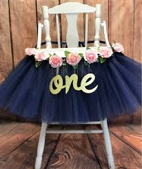 Navy & Floral First Birthday High Chair Tutu, Highchair Tutu, High ... Cheap Tutu For Birthday Find Deals On Line At New Arrival Pink And Gold High Chair Tu Skirt For Baby First Amazoncom Creation Core Romantic 276x138 Babys 1st Detail Feedback Questions About Magideal Baby Highchair Chair Banner Elephant First Decor Unique Tulle Premiumcelikcom Hawaiian Luau Decoration Tropical Etsy Evas Perfection Premium Toamo Black And Red Senarai Harga Aytai Blue Decorations Girl Inspirational