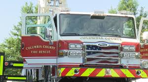 After Over A Year Of Waiting, Columbia County Fire Rescue Gets Its ...