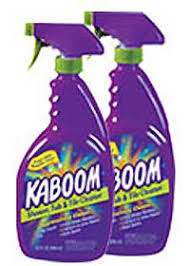 kaboom shower tub tile cleaner 2 24oz as seen on tv products