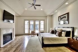 Vaulted Ceiling Master Bedroom Design
