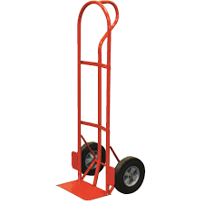 100 Milwaukee Hand Truck Parts With Wheel Guards 10dia Solid Rubber