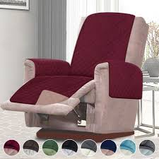 RHF Reversible Oversized Recliner Cover&Oversized Recliner Chair  Covers,Slipcovers For Recliner, Oversized Chair Covers,Pet Cover For  Recliner,Machine ... Sonnis Pack Of 4 Stretch Chair Coverschair Slipcovers Washable Removable Seat Covers Elastic Protector Chairs For Hotel Restaurant Wedding Teresting Chair Cover Chaircovers Make It Subrtex Square Knit Ding Room Good 5 Sherborne Recliner Ipirations No Corner Spandex Banquet Cover Orange Z Mid Century Modern By For Sale Cushions Surprising Faux Leather Fabric Shorty Rooms Budge Neverwet Hillside 49 In H X 28 W 27 D Tan Black And Chairbarstool Jf From Pillowcases Jackiehouchin Home Ideas Instantly Add Flair Style To Your Kitchen Or Ding Room With