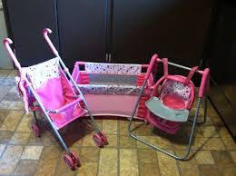 Toy Pretend Play Baby Doll Stroller Set Graco Stroller Swing Carseat ... Graco Souffle High Chair Pierce Doll Stroller Set Strollers 2017 Vintage Baby Swing Litlestuff Best Of Premiumcelikcom 3pc Girls Accessory Tolly Tots 4 Piece Baby Doll Lot Stroller High Chair Carrier Just Like Mom Deluxe Playset With 2 In 1 Sleepsack For Duodiner Eli Babies R Us Canada 2013 Strollers And Car Seats C798c 1020 Cat Double For Dolls Youtube 1730963938 Amazoncom With Toys Games