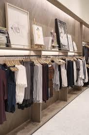 I Like The Art Propped Up Inside Flatiron Clothes Rack