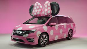 "Honda Introduces The ""Minnie"" Van 