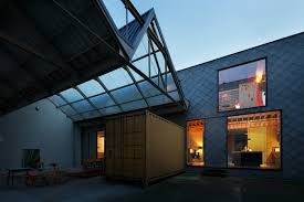 100 Warehouse Home Architecture With Three Shipping Containers Inside1