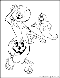 Scooby Doo Pumpkin Stencil by Scooby Doo Halloween Coloring Pages U2013 Festival Collections