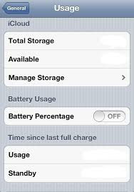 How to Put the Battery Percentage on an iPhone 4 4s & 5 Snapguide