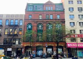 Joe Strummer Mural Nyc Address by First Ymca Ephemeral New York