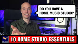 How To Setup A Home Music Studio Beginners Guide Peak Eleven Soundtrack Composer And Sound Designer