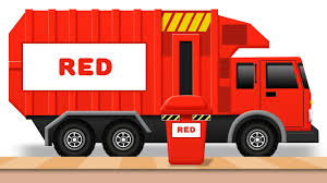 100 Trash Truck Videos For Kids Youtube Garbage S Teaching Colors Learning Basic Colours Video For