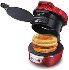 zjz frühstück sandwich maker tragbare und langlebige mini