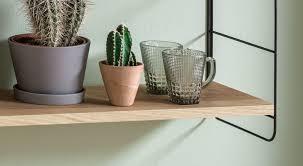 vintage step hanging shelf
