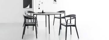 Mito MODERN Table & Chairs By Conmoto Modern German ... Solid Victoria Ash Ding Table With Angled Black Leg Design Extending First Albert Light Matt A Shaped Legs Designa 120187cm Melamine Grey Ding Room Ideas Chairs Daisy Modern Tables Sohoconcept Halsey 7piece Splay By Bernards At Wayside Fniture Lynd Dark Ash Liberty Home Dcor Online Lanesborough Hadley Rose Cannelle Gold Capped Barker Stonehouse