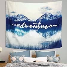 dremisland wandteppich wandbehang mandala wandtuch gobelin tapestry picknick strand tischdecke dekoration für schlafzimmer wohnzimmer wohnheim zubehör