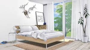 Ikea Trysil Bed by Ikea Trysil Bedroom By Mxims Teh Sims