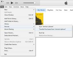 How to Transfer Music from e iTunes Account to Another
