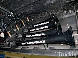 100 Truck Horn Kits Train Horn Hook Up