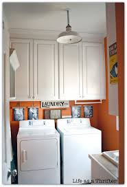 Adorable Laundry Room Makeover By Holly Marsh From LifeasaThrifter
