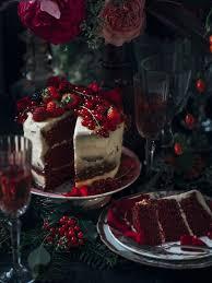 rezept velvet cake mit roten pflanzenfreude