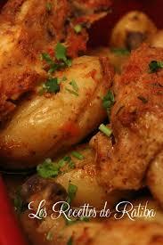 cuisine samira poulet rôti et pommes de terre au four recette de samira tv