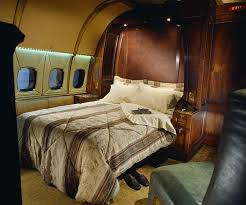 Luxury Private Jets with Bedrooms