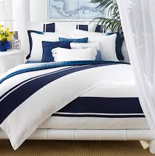 Ralph Lauren Bedding Blue and White Blue and White Bedrooms