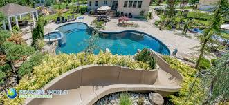Make Your Backyard The Place To Be This Summer With A Water Slide ... 25 Unique Slip N Slide Ideas On Pinterest In Giant Backyard Water Parks Splash Recycled Commerical Water Slides For Sale Fix My Slide Diy Backyard Outdoor Fniture Design And Ideas Residential Pool Pools Come Out When Youre Happy How To Turn Your Into A Diy Pad 7 Genius Hacks Sprinklers The Boy Swimming Pools Waterslides Walmartcom N But Combing Duct Tape Grommets Stakes 54 Best Images Summer Fun 11 Infographics Freeze