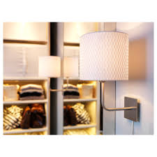 End Table With Attached Lamp by Aläng Wall Lamp Ikea