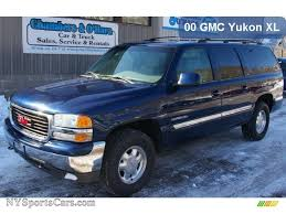2000 GMC Yukon XL SLT 4x4 In Indigo Blue Metallic - 137400 ... 2000 Gmc Sierra Single Cab News Reviews Msrp Ratings With Gmc 2500 Williams Auto Parts Ls Id 28530 Frankenstein Busted Knuckles Truckin To 2006 Front Fenders 4 Flare And 3 Rise 4door Sierra 1500 Single Cab Lifted Chevy Truck Forum Tailgate P L News Blog 3500 Farm Use Photo Image Gallery Classic Photos Specs Radka Cars Information Photos Zombiedrive Coletons Monster