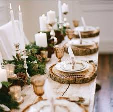 Interesting Rustic Christmas Table Centerpieces 90 About Remodel Furniture Design With