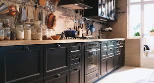 cuisine noir mat ikea cuisine noir mat ikea photos de design d intérieur et décoration