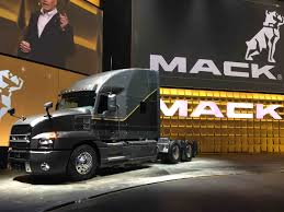 Mack Trucks Introduces Its Brand New On-highway Tractor