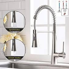 timaco niederdruck küchenarmatur wasserhahn küche