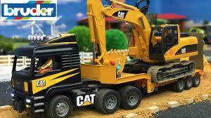 BRUDER TOYS Excavator Truck Transport | Construction Toys | Action ... Bruder Mb Arocs Halfpipe Dump Truck Model Vehicle Red Yellow 3 Man Tgs Crane Truck By Bruder Toys Fundamentally Amazoncom Man Side Loading Garbage Orange Toy Videos For Children Tractors Kids Best Of Bruder Tga Tip Up Cxc Babies Lsm Custom Trucks Kavanaghs Sciana R Series Tipper Truck 116 Scale Scania Rseries Low Loader With Cat Bulldozer 03555 Kids Replica Mack Granite Dump Fire Childhoodreamer 3554 Scania Rseries Cement Mixer Amazoncouk Trailer Mod Rc Tech Forums