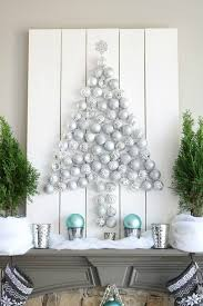 Silver Christmas Tree Easy To Make With This