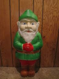 Halloween Blow Mold Display by Blow Mold Green Gnome Blow Mold Pinterest Blow Molding