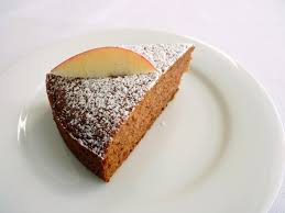 pastry studio Applesauce Spice Cake