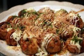 spécialité japonaise cuisine takoyaki spécialité culinaire japonaise un autre regard