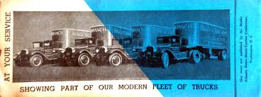 History Of Branch Motor Express Company- Part 1 ...