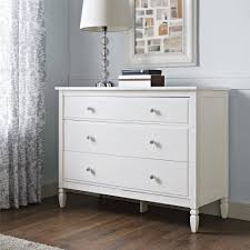3 Drawer Chest Walmart by Better Homes And Gardens Lillian 6 Drawer Dresser White Walmart Com
